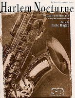 Free sheet music for sax: Sheet music and playalong of Harlem Nocturne for w...