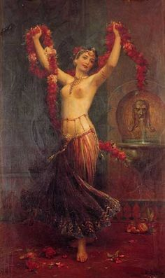 Peri - see link for a historical tying together of the Peri and the Jinn fairy traditions