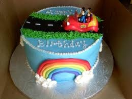 wiggles cake - Google Search