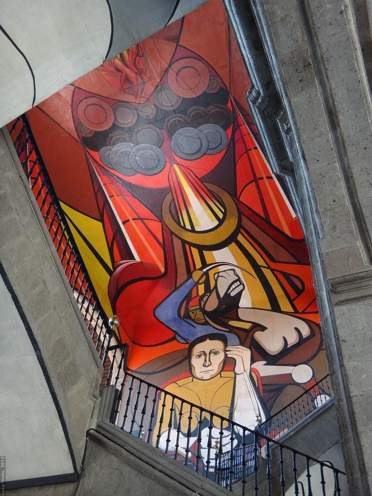 25 melhores ideias sobre muralismo mexicano no pinterest for Arte mural mexicano