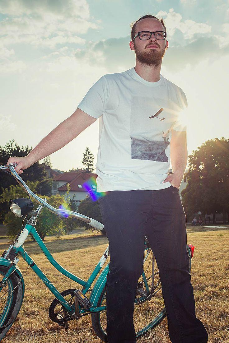 Fógl / Pánská trička Youngprimitive. Originální tričko pro kluky.