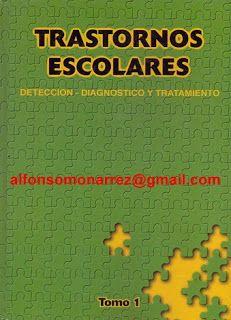 LIBROS: TRASTORNOS ESCOLARES detección diagnóstico y trata...