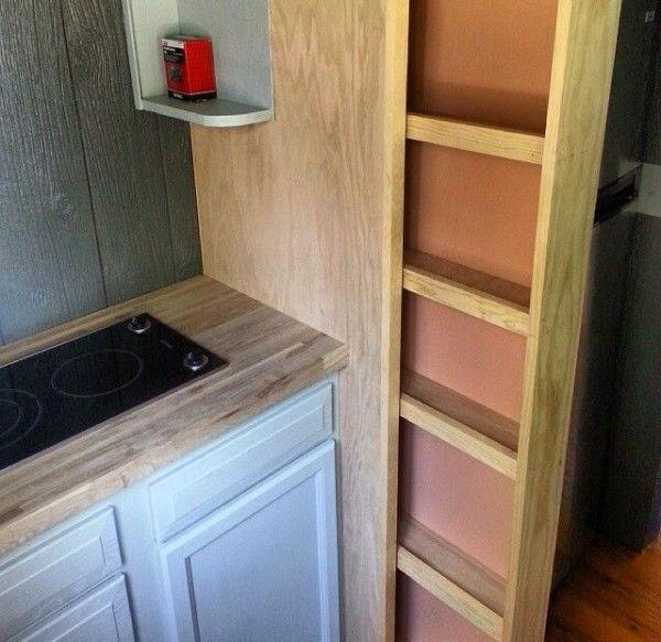 392 best Tiny house kitchens images on Pinterest Tiny house