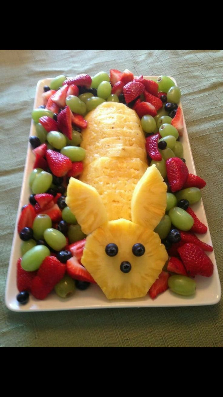 Pin By Cleide Gomes On Hand Work Food Fruit Easter