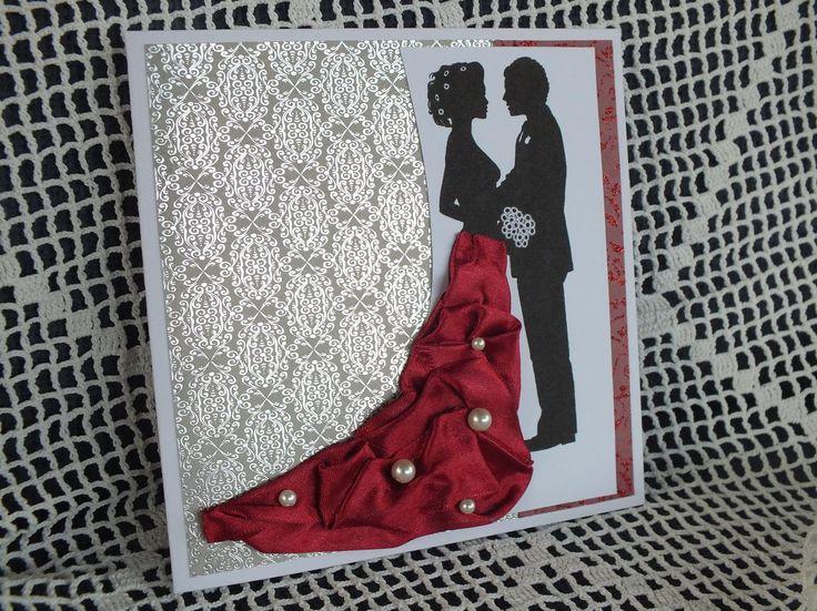 Pohľadnica k svadbe