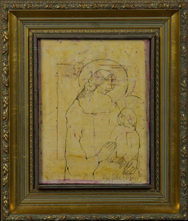 Olavi Vaarula: Madonna - Hagelstam A128