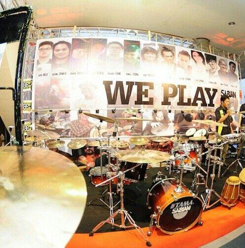 We play tama stup !!