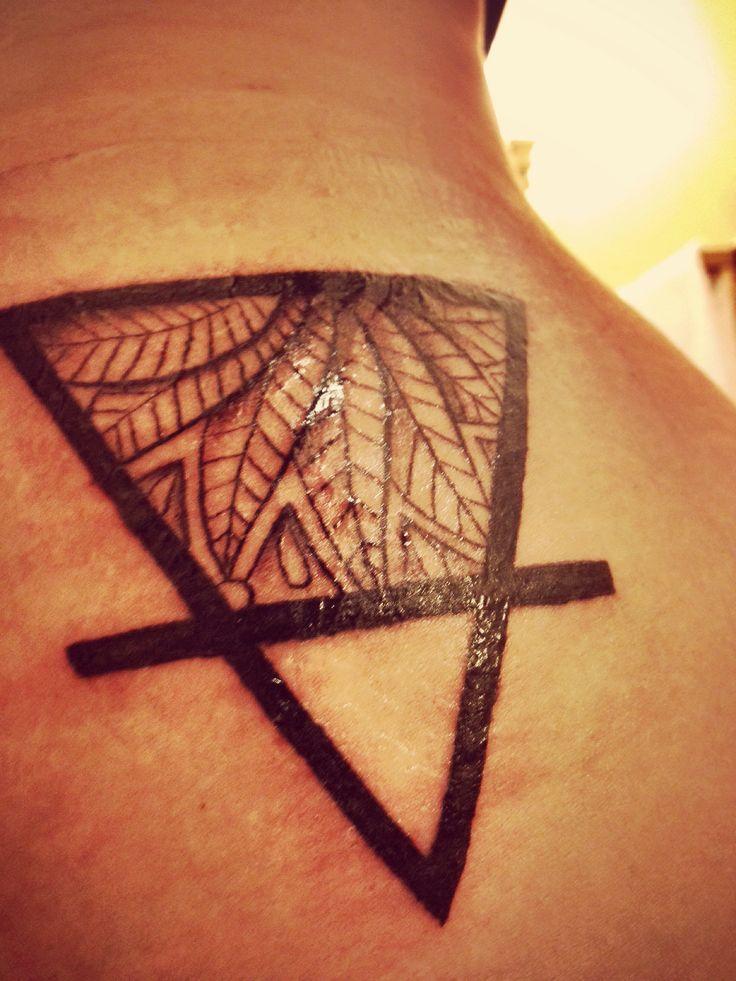 Alchemy Earth Symbol | Tattoos | Pinterest