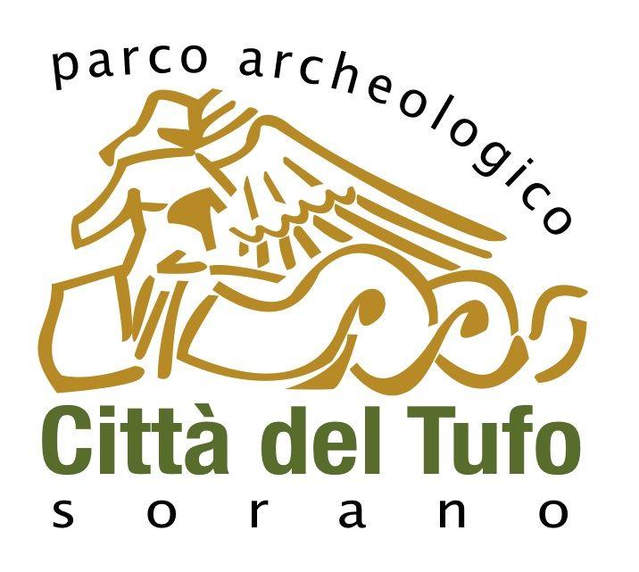 logo del parco archeologico citt del tufo di sorano