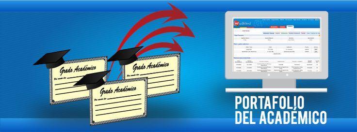 Portafolio del Académico integra respaldo de certificados de título y grados. Ver más en http://uchile.cl/u94757