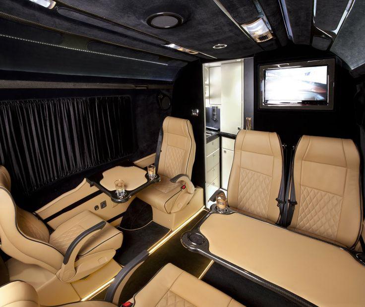 Klassen Excellence Sprinter Mercedes-Benz MSD 1201 Family