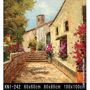 Toile peindre facile recherche google tableau faire pinterest t - Toile intisse a peindre ...