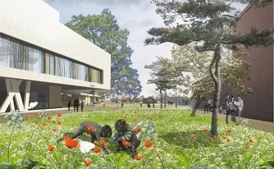 Bekkering Adams Architecten wint besloten competitie voor Scholencampus Peer