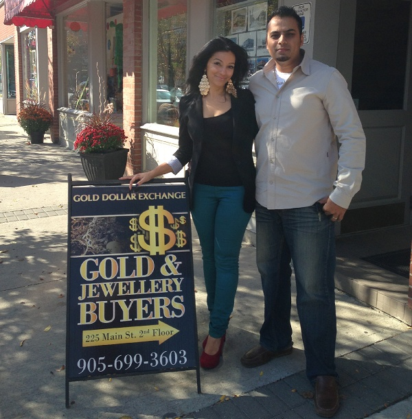 We've all seen those commercials with the accented man about recycling gold and yes, they're cheesy. But Gold Dollar Exchange (GDX, golddollars.ca) in Milton isn't one of those places. Long-time residents Daphne and Shahzad Siddique not only work hard for their customers, but also aim to support local charities and champion environmental initiatives