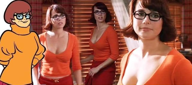 Velma from scoobydoo porn - 2 part 3