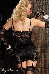 "ROBE LINGERIE STRETCH ""DÉLICE""  http://www.prod4you.com/#!collection-lingerie-burlesque/coku"