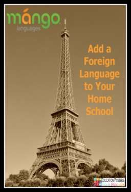 Learn Another Language with Mango I love the way this online program teaches language conversationally. Over 60 languages to choose from! @Education Possible