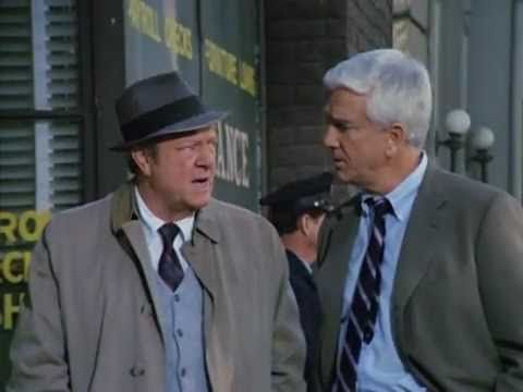 "ABC announced the cancellation of Police Squad! after four of its six episodes had aired in March 1982. According to the DVD Commentary, then-ABC entertainment president Tony Thomopoulos said ""Police Squad! was cancelled because the viewer had to watch it in order to appreciate it."" What Thomopoulos meant was that the viewer had to actually pay close attention to the show in order to get much of the humor, while most other TV shows did not demand as much effort from the viewer."