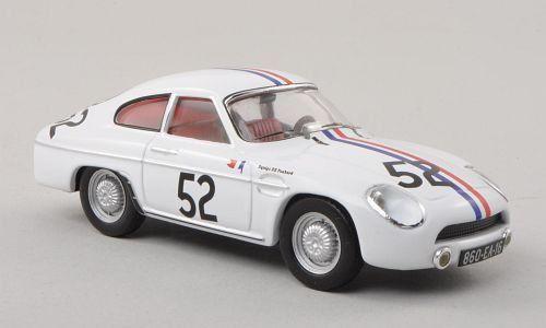 Automobiles DB Panhard HBR5, No.52, 24h Le Mans , 1961, Model Car, Ready-made, IXO 1:43 Automobiles DB,http://www.amazon.com/dp/B00H7EWVZ4/ref=cm_sw_r_pi_dp_nhcEtb0RVPCJHSRY