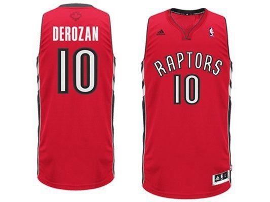 ... NBA Toronto Raptors 10 DeMar DeRozan Red 2014 New Jerseys ... 16f0ddf6e
