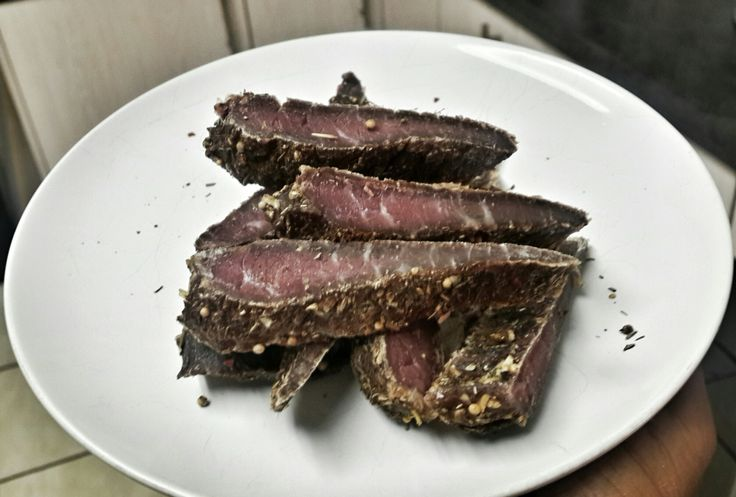 How to make your own biltong in 2020 | Biltong, Cured meat ...