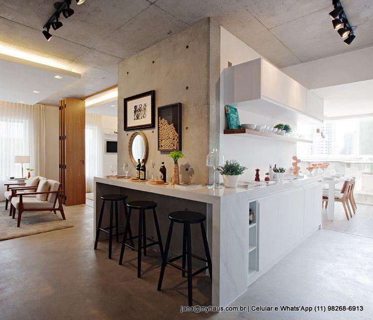 Charme na Vila Olímpia! #decoração #maxhaus jana@myhaus.com.br | Celular e…
