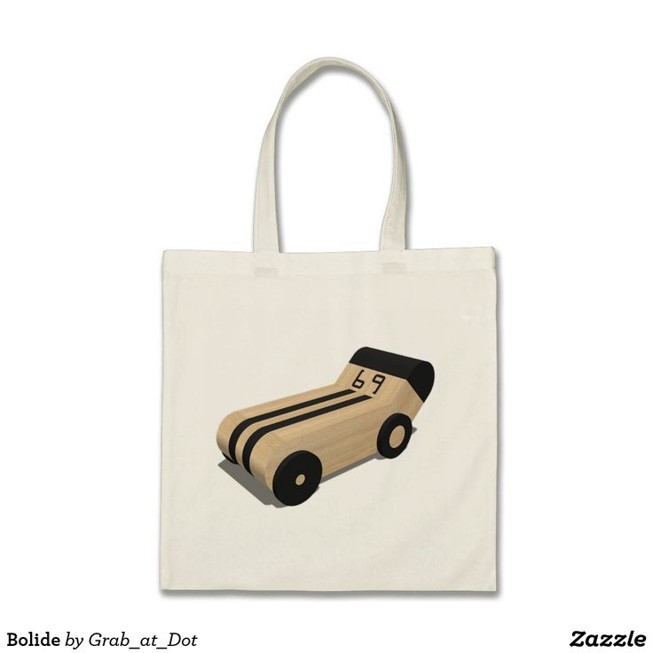 Bolide Tote Bag