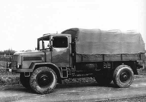 Tatra T128 4x4