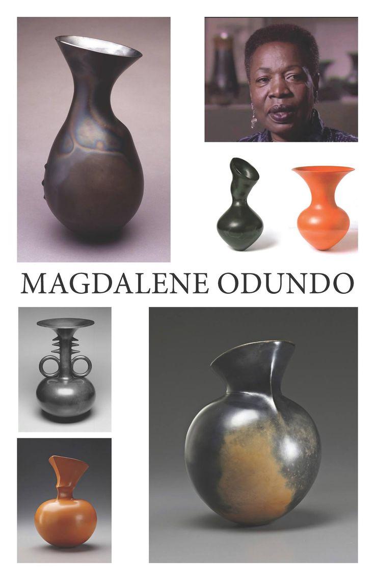 33 Best Magdalene Odundo Images On Pinterest Ceramic