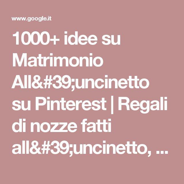 1000+ idee su Matrimonio All'uncinetto su Pinterest   Regali di nozze fatti all'uncinetto, Lavoro all'uncinetto e Abiti all'uncinetto