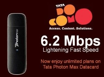 Tata Photon dealer in Mumbai, Tata has launched best plans - tata photon plus prepaidand postpaid, unlimited usage based tariff plans @ Mumbai