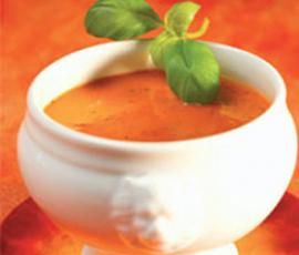 Tomatencremesuppe by Thermomix Rezeptentwicklung on www.rezeptwelt.de