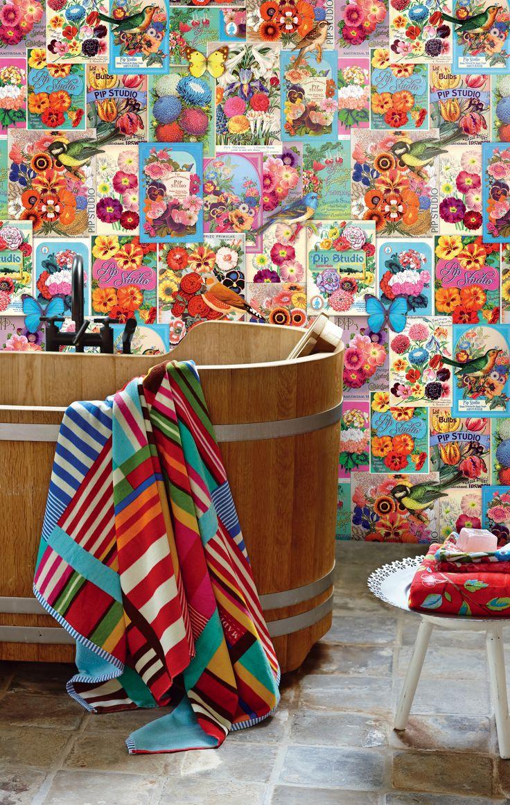 31 besten Tapeter Bilder auf Pinterest   Tapeten, Badezimmer und Malen