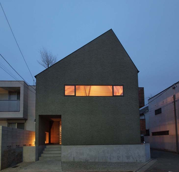 house by MDS architects, Japan