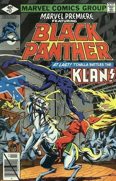 Riot Police Rush to Black Panther Vs. Ku Klux Klan Showdown