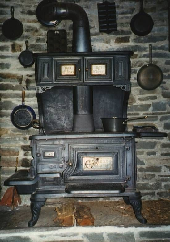233 Best Images About Vintage Stoves On Pinterest Wood