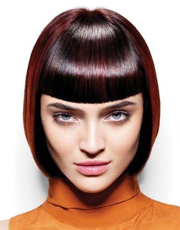 Eccezionale Oltre 25 fantastiche idee su Colore capelli mogano su Pinterest  LO49