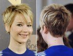 Jennifer Lawrence's Short Hair At 'Catching Fire' Premiere — Her Hot Look - Hollywood Life