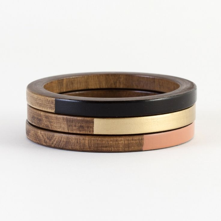 Slightly obsessed with this bangle set. http://go.brit.co/1APHooT