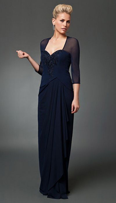 mother of the bride dresses long midnight blue | 218-Daymor-Mother-of-the-Bride-Dress-F11.jpg