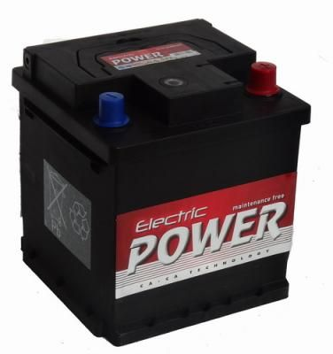 Electric Power 12V 40Ah 330A J+ Kocka.  http://www.akkucentrum.eu/?t=39