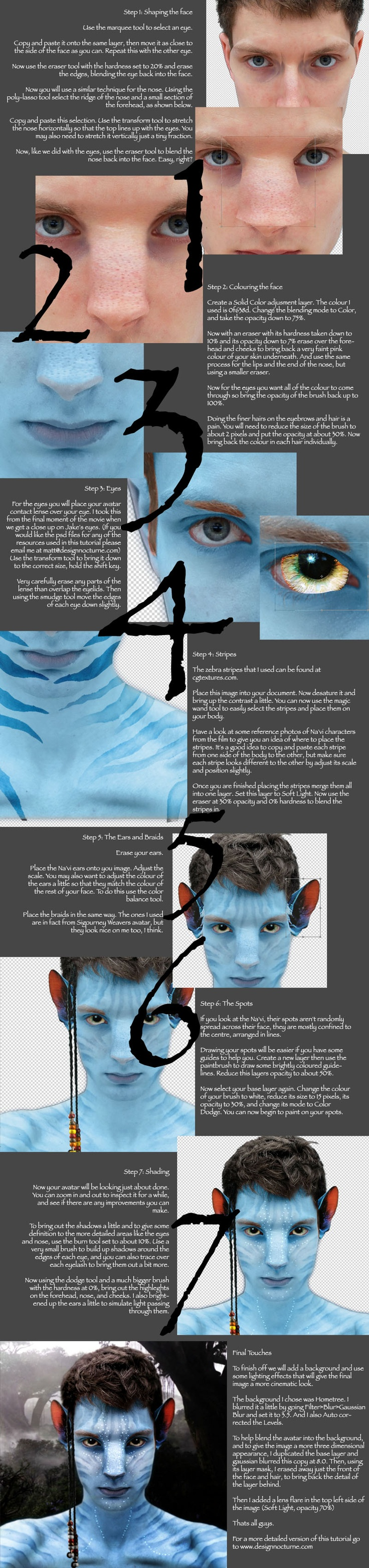 How to make someone an Avatar