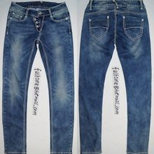bleach wash Thick thread women jeans Best Seller follow this link http://shopingayo.space