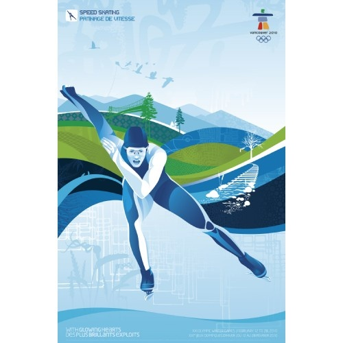 Vancouver 2010 Winter Olympics Posters