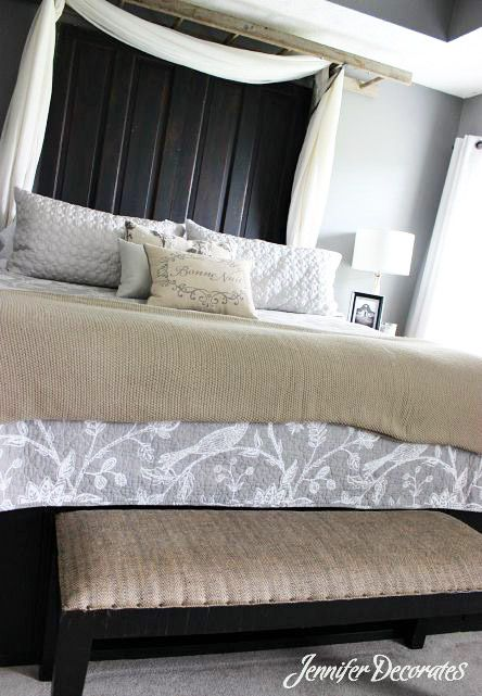 Best 25+ Unique headboards ideas on Pinterest | Unique bed frames, Window  headboard and Decorating with ladders