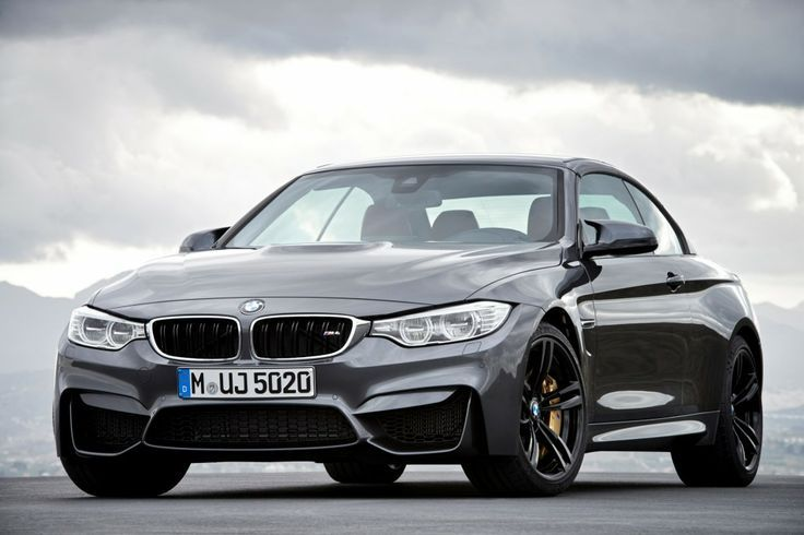 You Have To See The 2015 BMW M4 Convertible Before The 2014 New York Auto Show Unveiling