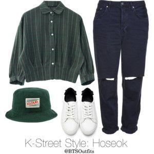 K-Street Style: Hoseok