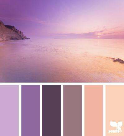 setting hues - design seeds