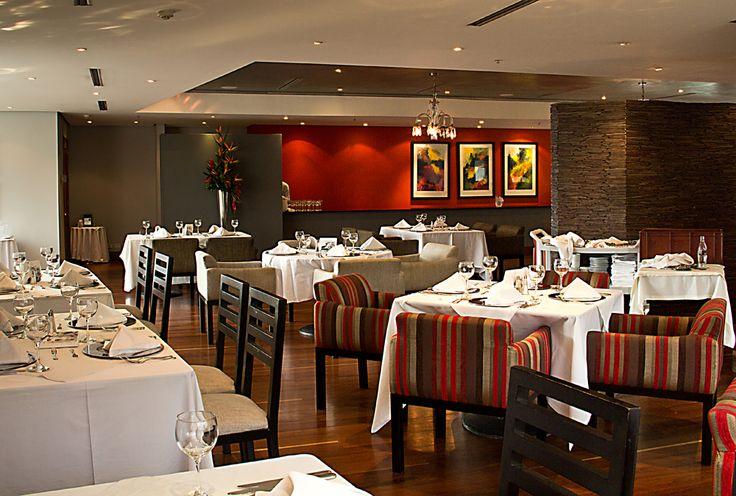 Interior del Restaurante Spezia