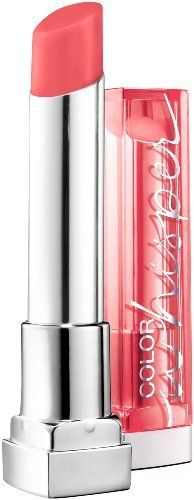Maybelline New York Color Whisper By Color Sensational Lipcolor, Pin Up Peach, 0.11 Ounce (Pack of 2). Maybelline New York Color Whisper By Color Sensational Lipcolor, Pin Up Peach, 0.11 Ounce (Pack of 2).